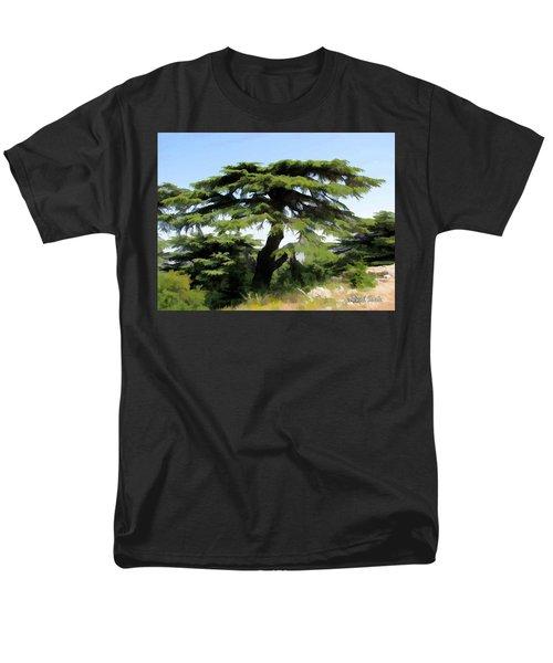 Do-00511 Cedar Forest Men's T-Shirt  (Regular Fit) by Digital Oil