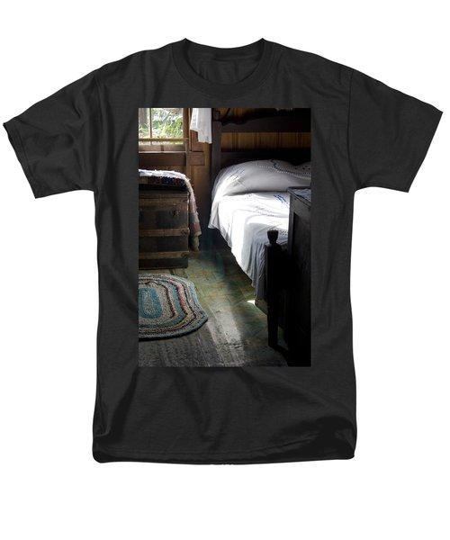 Dudley Farmhouse Interior No. 1 Men's T-Shirt  (Regular Fit) by Lynn Palmer