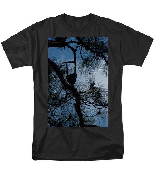 Men's T-Shirt  (Regular Fit) featuring the photograph Dusk by Joseph Yarbrough