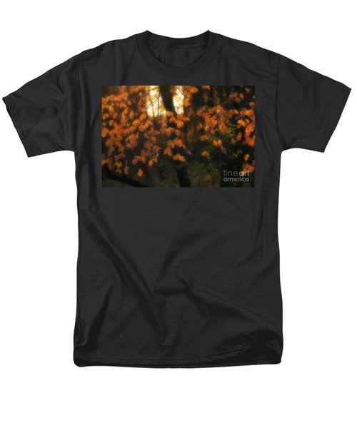 Men's T-Shirt  (Regular Fit) featuring the photograph Fall Colours by Art Whitton