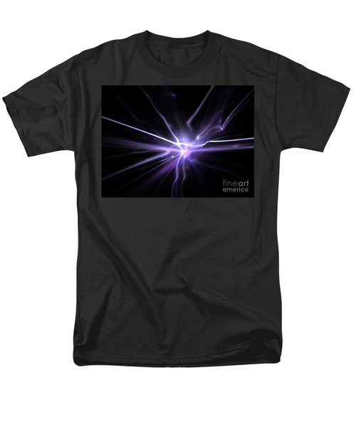 Men's T-Shirt  (Regular Fit) featuring the digital art Firefly by Kim Sy Ok