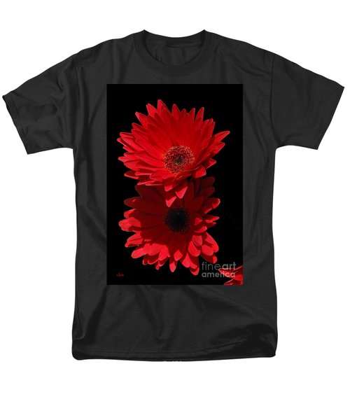 Flowers From My Son Men's T-Shirt  (Regular Fit) by Cindy Manero