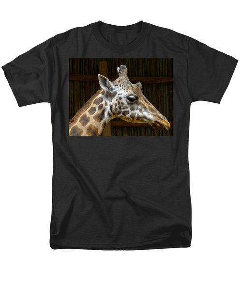 Men's T-Shirt  (Regular Fit) featuring the photograph Gentle Man by Julia Wilcox