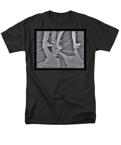 Ghost Walkers Men's T-Shirt  (Regular Fit) by Victoria Harrington