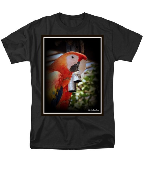 Gong Men's T-Shirt  (Regular Fit) by Priscilla Richardson