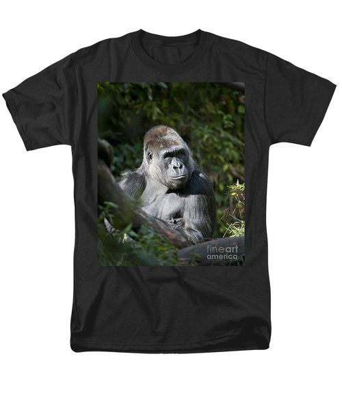 Gorilla Men's T-Shirt  (Regular Fit)