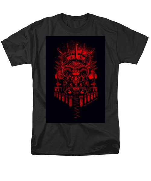 Hell Is Ur Choice Men's T-Shirt  (Regular Fit) by Tony Koehl