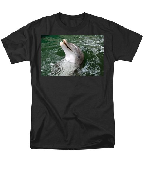 Men's T-Shirt  (Regular Fit) featuring the photograph Hi by John Schneider