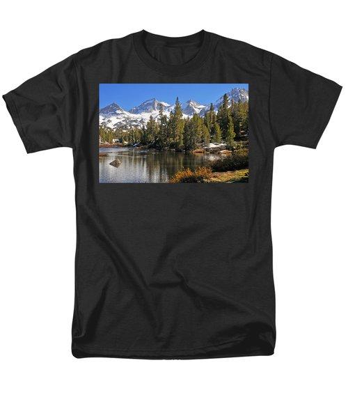 Men's T-Shirt  (Regular Fit) featuring the photograph Hidden Jewel by Lynn Bauer