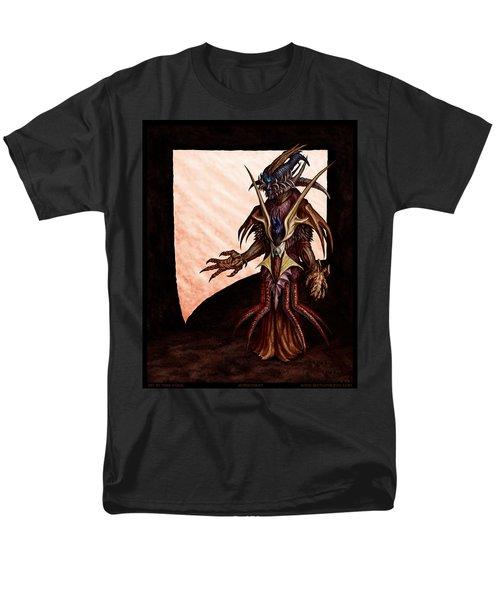 Hornedhead Men's T-Shirt  (Regular Fit) by Tony Koehl
