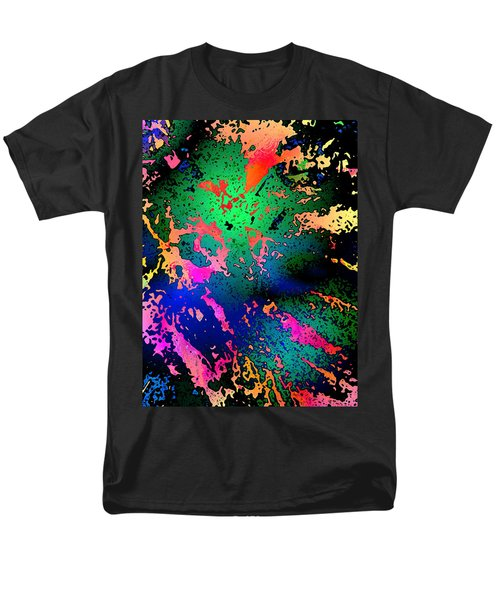 Men's T-Shirt  (Regular Fit) featuring the photograph Inner Space by David Pantuso