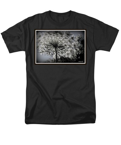 Intertwine Men's T-Shirt  (Regular Fit) by Priscilla Richardson