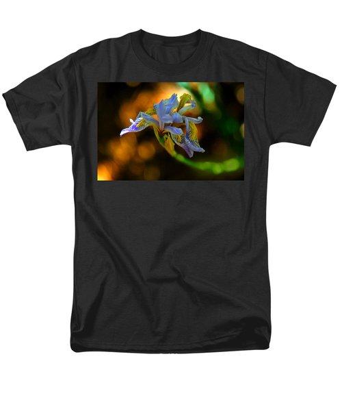 Men's T-Shirt  (Regular Fit) featuring the photograph Iris by Tam Ryan