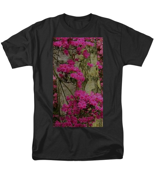 Men's T-Shirt  (Regular Fit) featuring the photograph Japanese Painting by Manuela Constantin