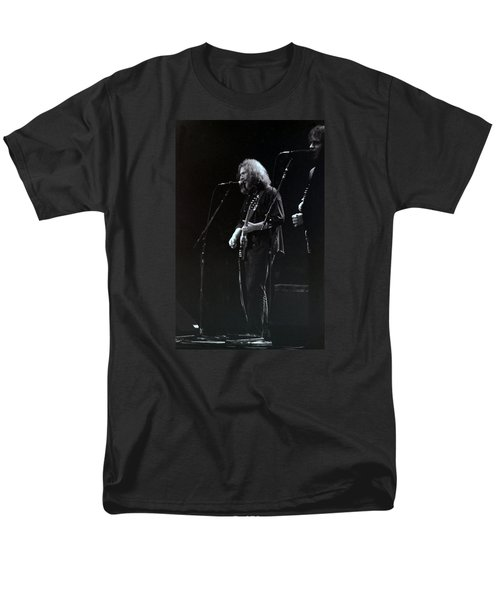 Men's T-Shirt  (Regular Fit) featuring the photograph The Grateful Dead -  East Coast by Susan Carella