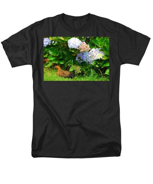 Men's T-Shirt  (Regular Fit) featuring the photograph Kauai Wildlife by Lynn Bauer