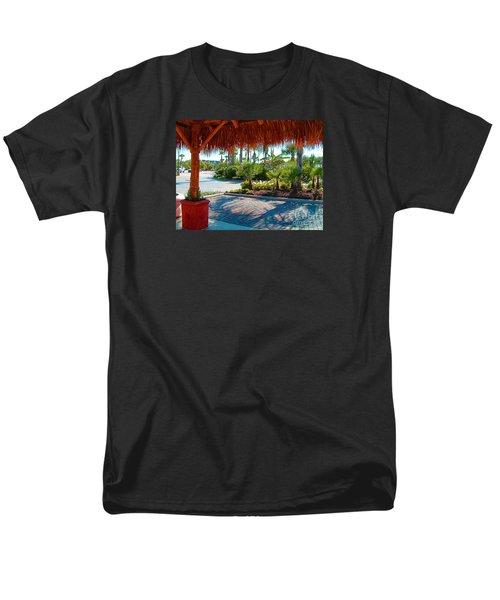 Kemah Boardwalk Men's T-Shirt  (Regular Fit) by Fred Jinkins