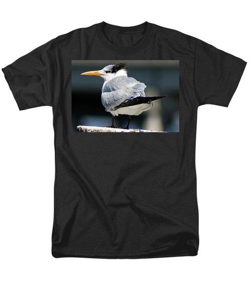 Larry Fine Reincarnated Men's T-Shirt  (Regular Fit) by Joe Faherty