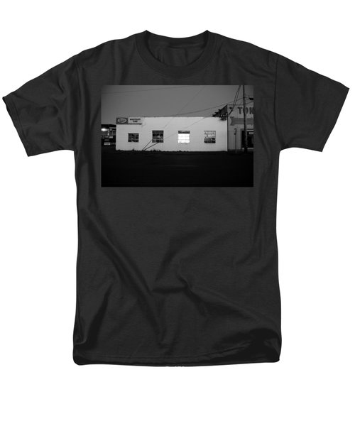 Men's T-Shirt  (Regular Fit) featuring the photograph Last Light On by Kathleen Grace