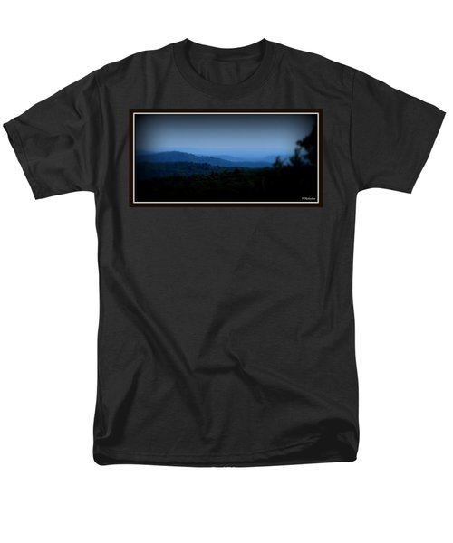 Layers Men's T-Shirt  (Regular Fit) by Priscilla Richardson