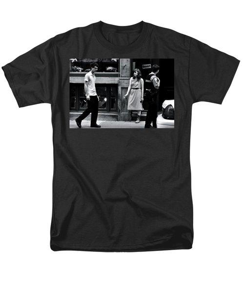 L'ennui  Men's T-Shirt  (Regular Fit) by Valerie Rosen