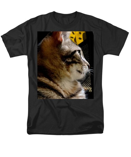 Men's T-Shirt  (Regular Fit) featuring the photograph Look To The Light by Lisa Brandel