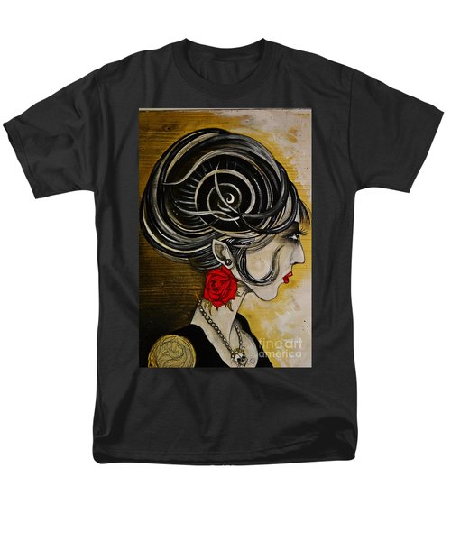 Madame D. Eternal's Dance Men's T-Shirt  (Regular Fit) by Sandro Ramani