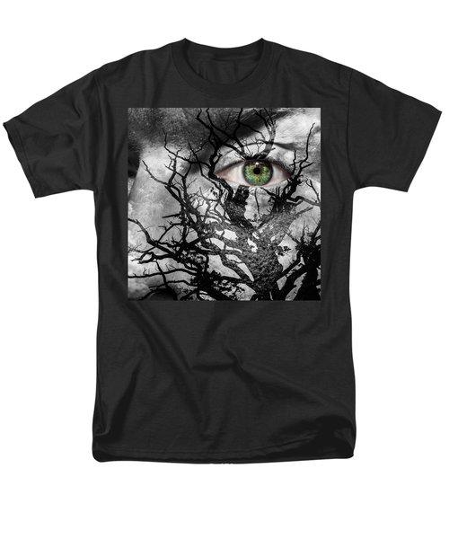 Medusa Tree Men's T-Shirt  (Regular Fit) by Semmick Photo