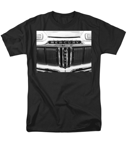 Men's T-Shirt  (Regular Fit) featuring the photograph Mercury Grill  by Kym Backland