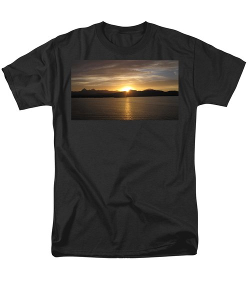Men's T-Shirt  (Regular Fit) featuring the photograph Mexican Sunset by Marilyn Wilson
