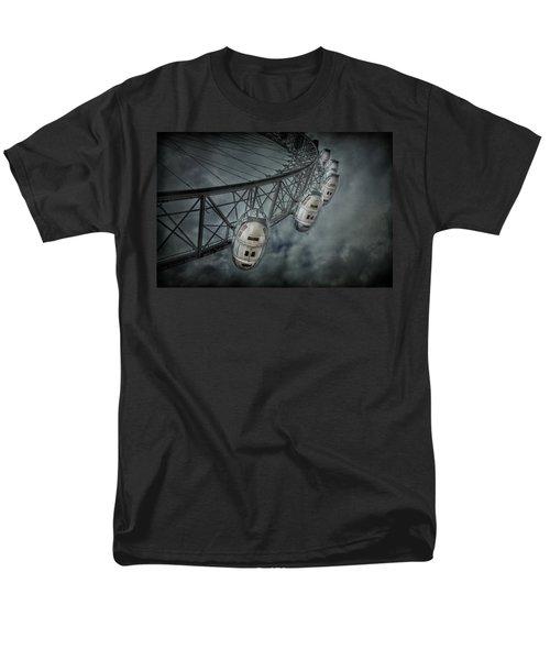 More Then Meets The Eye Men's T-Shirt  (Regular Fit) by Evelina Kremsdorf
