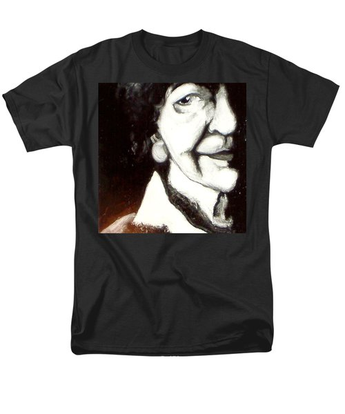 Men's T-Shirt  (Regular Fit) featuring the painting Mother by Carrie Maurer
