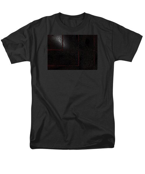 Men's T-Shirt  (Regular Fit) featuring the digital art Muddy by Jeff Iverson