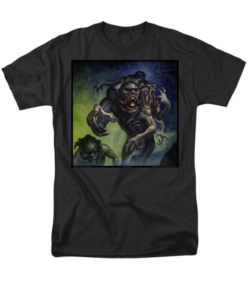 Mutants  Men's T-Shirt  (Regular Fit) by Tony Koehl