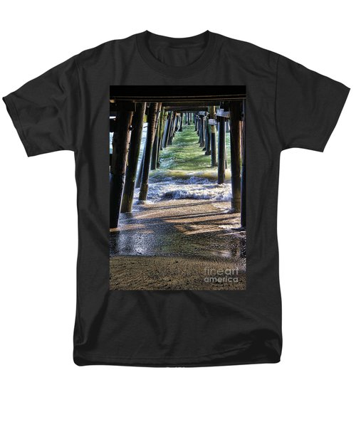 Neptune's Stairway Men's T-Shirt  (Regular Fit) by Mariola Bitner
