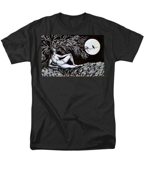 Nightingale Song. Part One Men's T-Shirt  (Regular Fit)