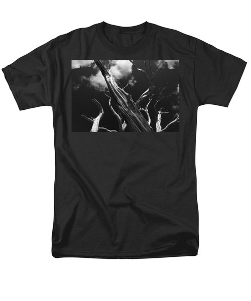 Men's T-Shirt  (Regular Fit) featuring the photograph Old Tree by David Gleeson