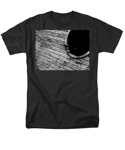 Old Wooden Boat Men's T-Shirt  (Regular Fit) by Andy Prendy