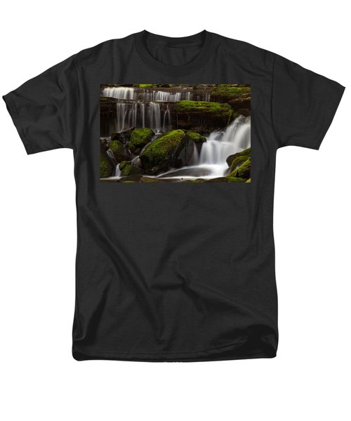 Olympics Gentle Stream Men's T-Shirt  (Regular Fit) by Mike Reid