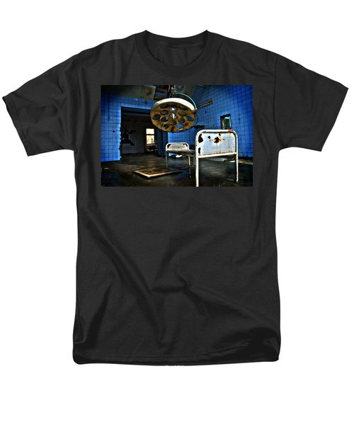 Operation Time Men's T-Shirt  (Regular Fit) by Nathan Wright