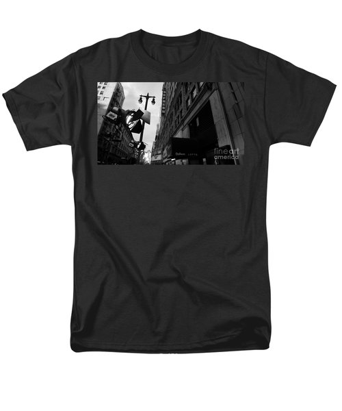 Men's T-Shirt  (Regular Fit) featuring the photograph Orpheum Theater by Nina Prommer