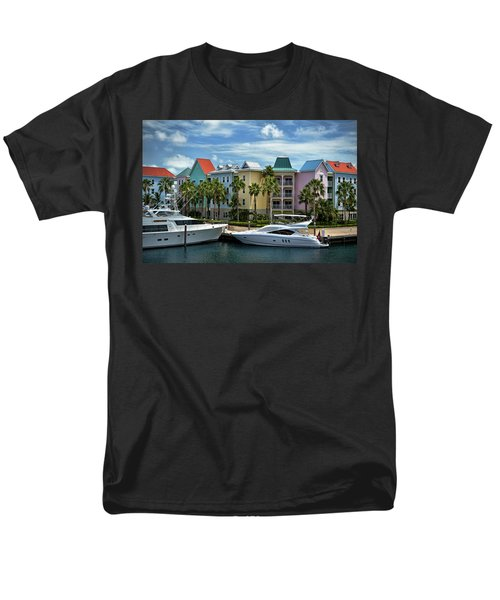 Men's T-Shirt  (Regular Fit) featuring the photograph Paradise Island Style by Steven Sparks