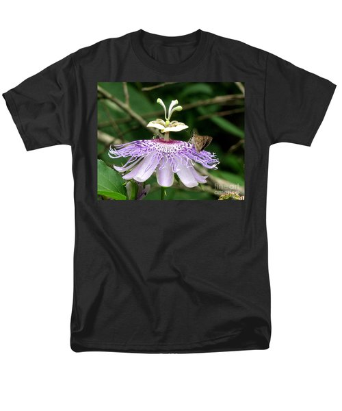 Men's T-Shirt  (Regular Fit) featuring the photograph Plenty For All by Donna Brown