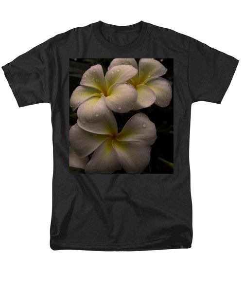 Plumeria Men's T-Shirt  (Regular Fit) by Dorothy Cunningham