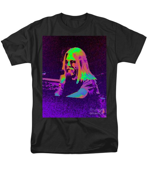 Men's T-Shirt  (Regular Fit) featuring the photograph Rainbow Brent by Susan Carella