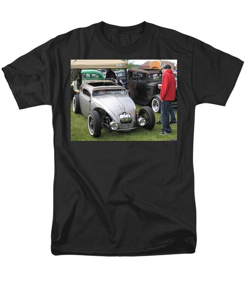 Men's T-Shirt  (Regular Fit) featuring the photograph Rat Rod Many Parts by Kym Backland