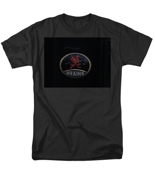 Red Dragon Men's T-Shirt  (Regular Fit) by Ian Kowalski