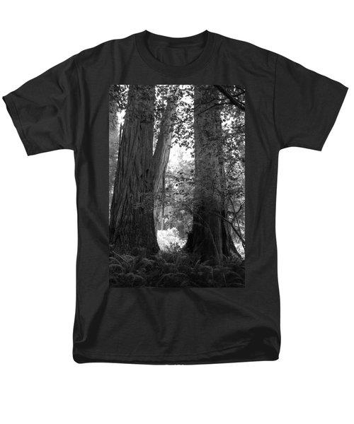 Redwood Pair Men's T-Shirt  (Regular Fit) by Kathleen Grace