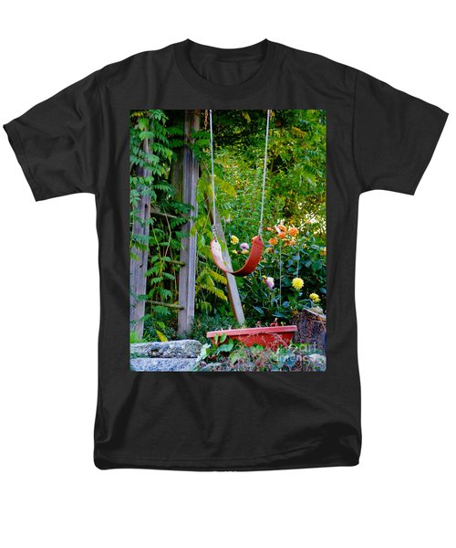 Men's T-Shirt  (Regular Fit) featuring the photograph Remember... by Rory Sagner