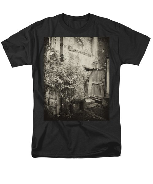 Men's T-Shirt  (Regular Fit) featuring the photograph Renovation by Hugh Smith